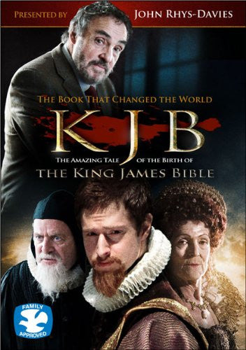 KJB - The Book That Changed The World - 1A Productions - Re-vived.com