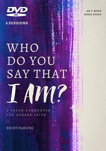 Who Do You Say That I Am? DVD