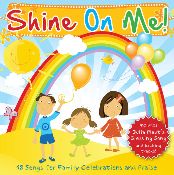 SHINE ON ME CD