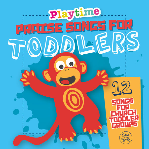 Playtime: Praise Songs For Toddlers CD