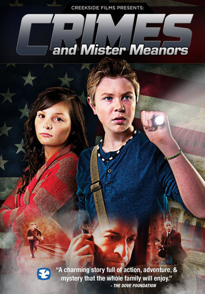 Crimes And Mister Meanors DVD - Various Artists - Re-vived.com