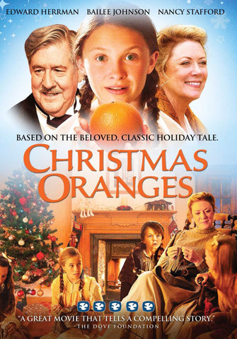 Christmas Oranges DVD - Various Artists - Re-vived.com