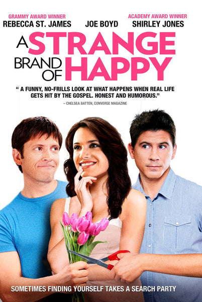 A Strange Brand Of Happy DVD - Various Artists - Re-vived.com