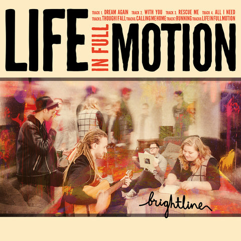 Life in Motion CD
