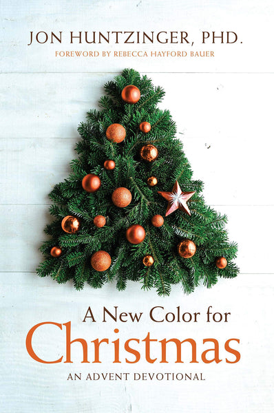 A New Color for Christmas: An Advent Devotional