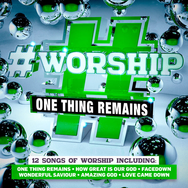 #Worship - One Thing Remains - Elevation - Re-vived.com