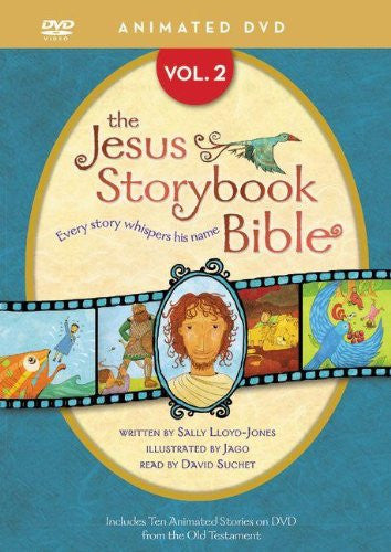 Jesus Storybook Bible Animated Volume 2 DVD - Lloyd-Jones, Sally - Re-vived.com
