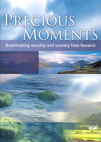 Precious Moments 1: Be Thou My Vision: Scenic footage from Keswick