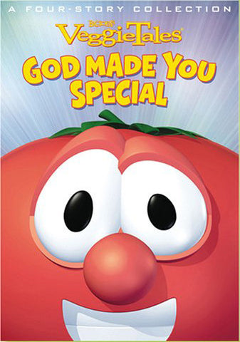 VeggieTales: God made you Special Region 2 - VeggieTales - Re-vived.com