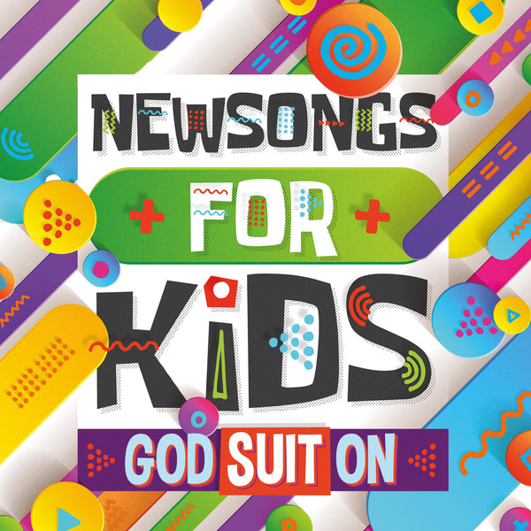 Newsongs for Kids - God Suit On CD