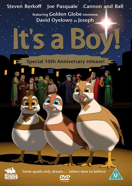 It's A Boy DVD (10th Anniversary Edition) - Various Artists - Re-vived.com