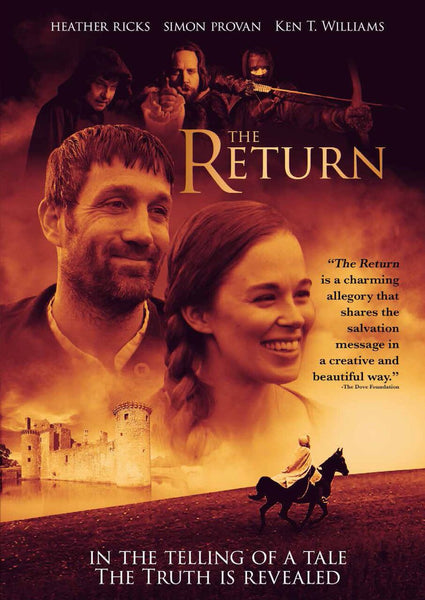 The Return DVD - Various Artists - Re-vived.com