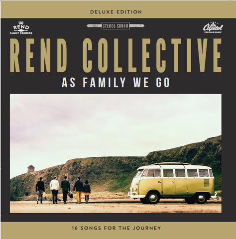As Family We Go Deluxe Edition - Rend Collective - Re-vived.com