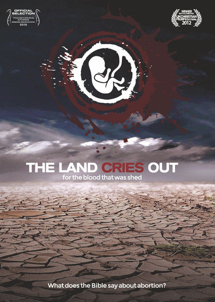 The Land Cries Out DVD - Hatikvah Films - Re-vived.com