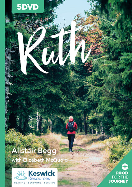 Food For The Journey - Ruth - 5 Talk DVD Pack