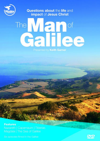 The Man Of Galilee DVD