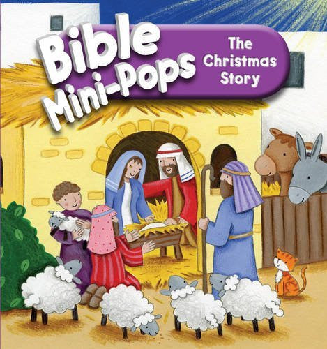 The Christmas Story Bible.Bible Mini Pops The Christmas Story