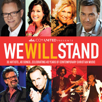 We Will Stand CD - Gaither - Re-vived.com