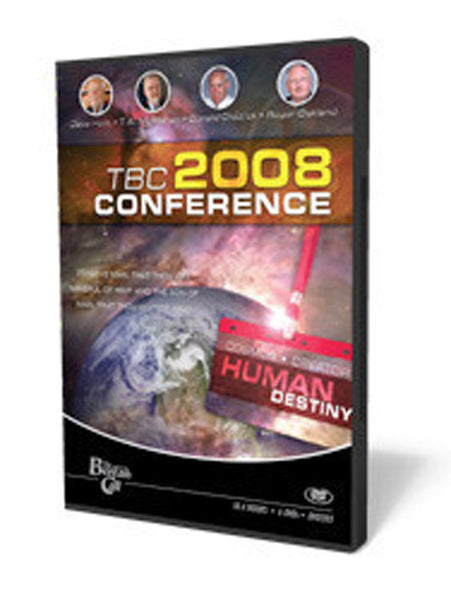 TBC CONFERENCE 2008 DVD