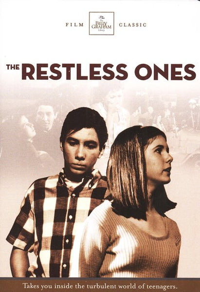 Billy Graham Classic Films: The Restless Ones DVD