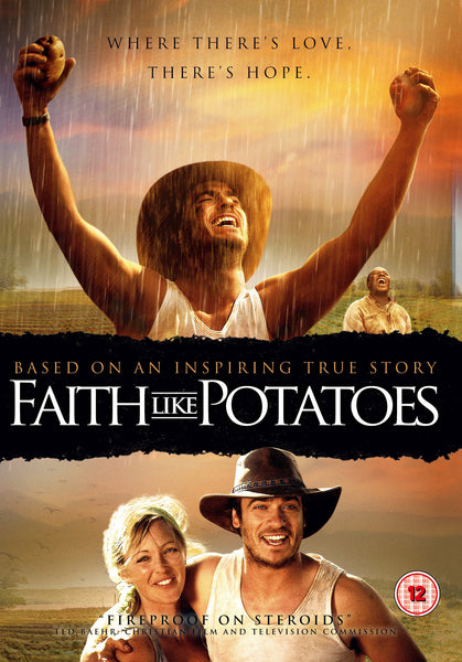 Faith Like Potatoes 2DVD - Angus Buchan - Re-vived.com