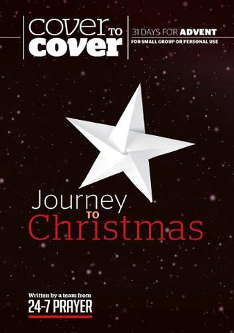 Cover to Cover Advent: Journey to Christmas Paperback