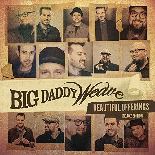 Beautiful Offerings Deluxe Edition CD - Big Daddy Weave - Re-vived.com