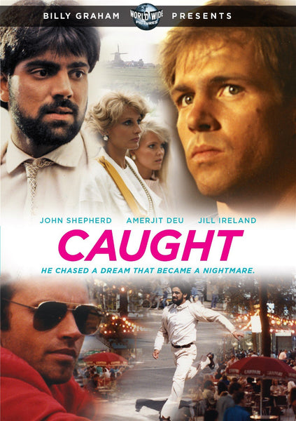 Billy Graham Presents: Caught DVD