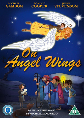 On Angel Wings DVD - Re-vived.com - Re-vived.com