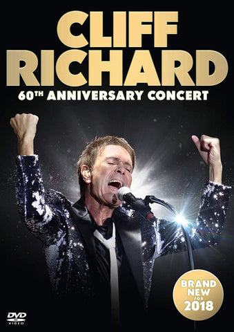 Cliff Richard 60th Anniversary Concert DVD