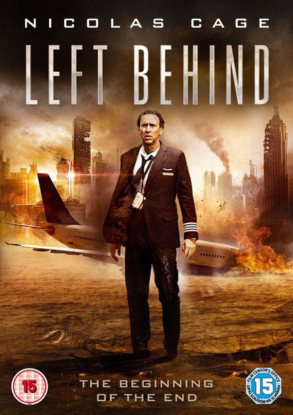 LEFT BEHIND - 101 FILMS - Re-vived.com