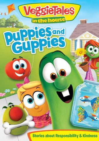 VeggieTales Puppies and Guppies DVD - VeggieTales - Re-vived.com