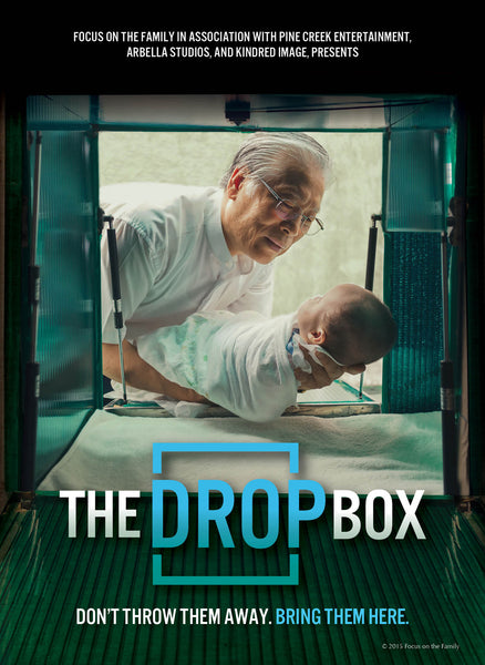 The Drop Box DVD - Focus On The Family - Re-vived.com