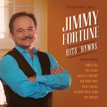 Hits & Hymns CD - Jimmy Fortune - Re-vived.com
