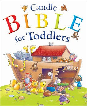 Candle Bible for Toddlers - Juliet David, Helen Prole - Re-vived.com