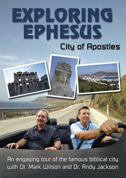 Exploring Ephesus: City Of Apostles DVD - Vision Video - Re-vived.com