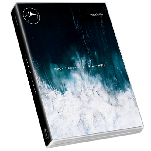OPEN HEAVEN/RIVER WILD WORSHIP KIT - Hillsong - Re-vived.com