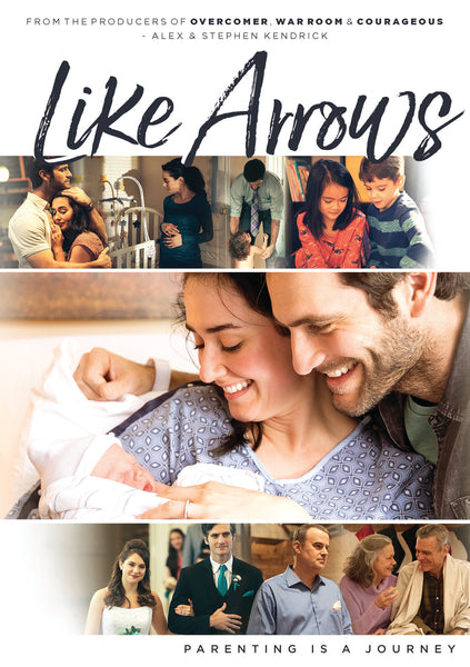 Like Arrows DVD