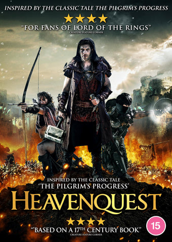Heavenquest: A Pilgrim's Progress DVD