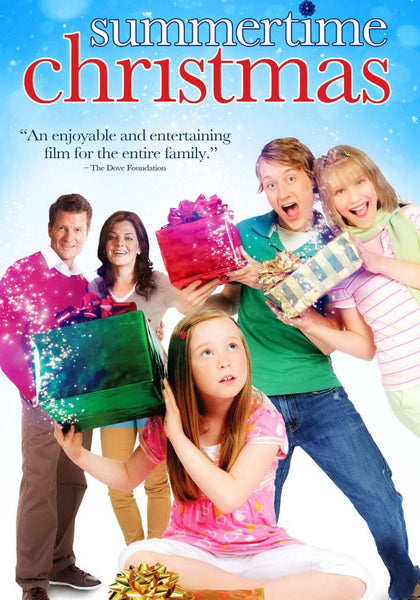 Summertime Christmas DVD - Various Artists - Re-vived.com