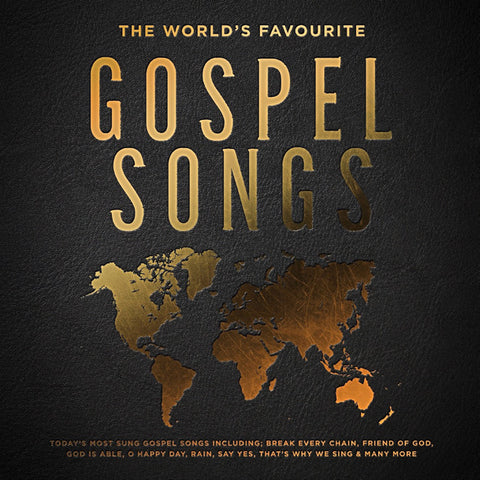 The World's Favourite Gospel Songs 3CD