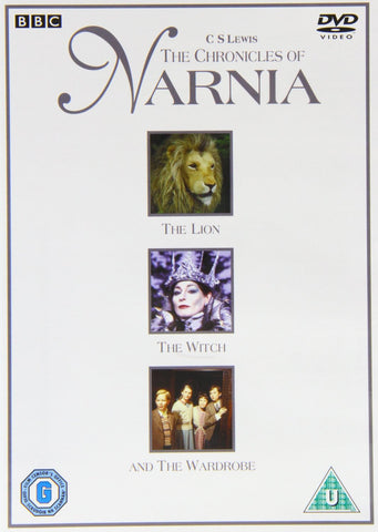 The Chronicles Of Narnia: The Lion The Witch & The Wardrobe -  DVD - Various - Re-vived.com
