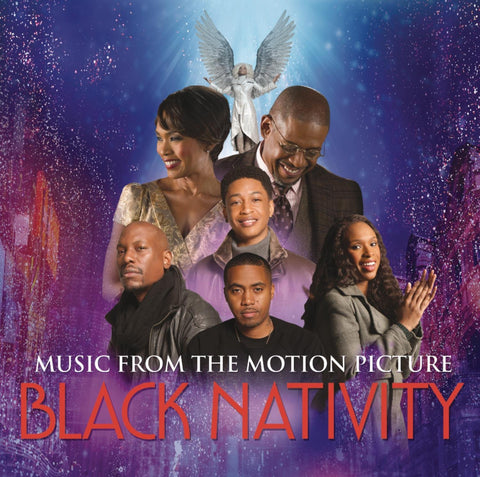 Music from the Motion Picture Black Nativity CD
