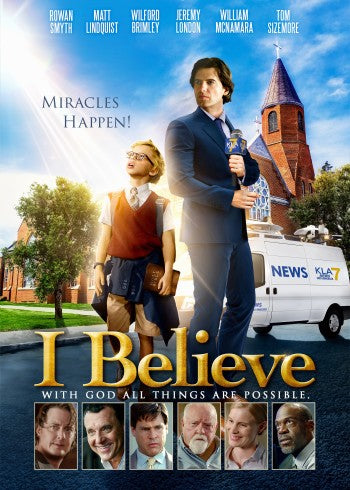I Believe DVD