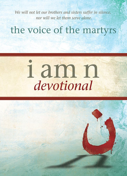 I Am N Devotional (Voice of the Martyrs)