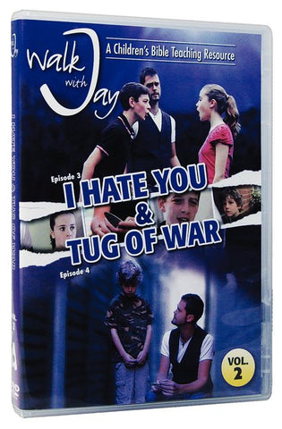 Walk With Jay #02: I Hate You & Tug Of War DVD