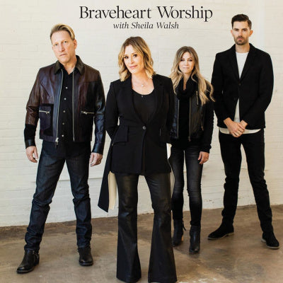 Braveheart Worship CD
