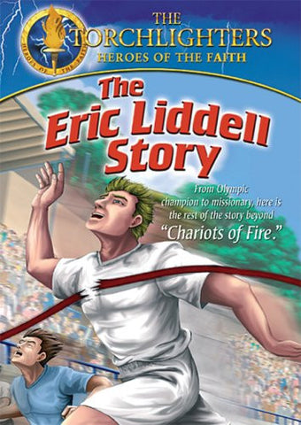 Torchlighters: The Eric Liddell Story DVD - Torchlighters - Re-vived.com