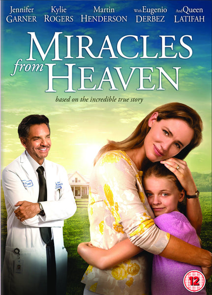 Miracles From Heaven DVD - Various Artists - Re-vived.com