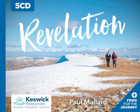 Food For The Journey - Revelation - 5 Talk Audio CD Pack